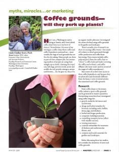 WSU Coffee Grounds